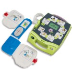 AED plus good compressions and cpr-d padz