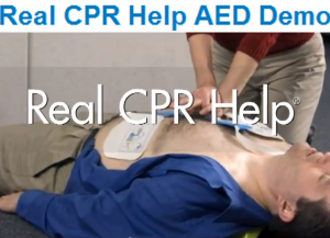 Real CPR Help Flash Demo